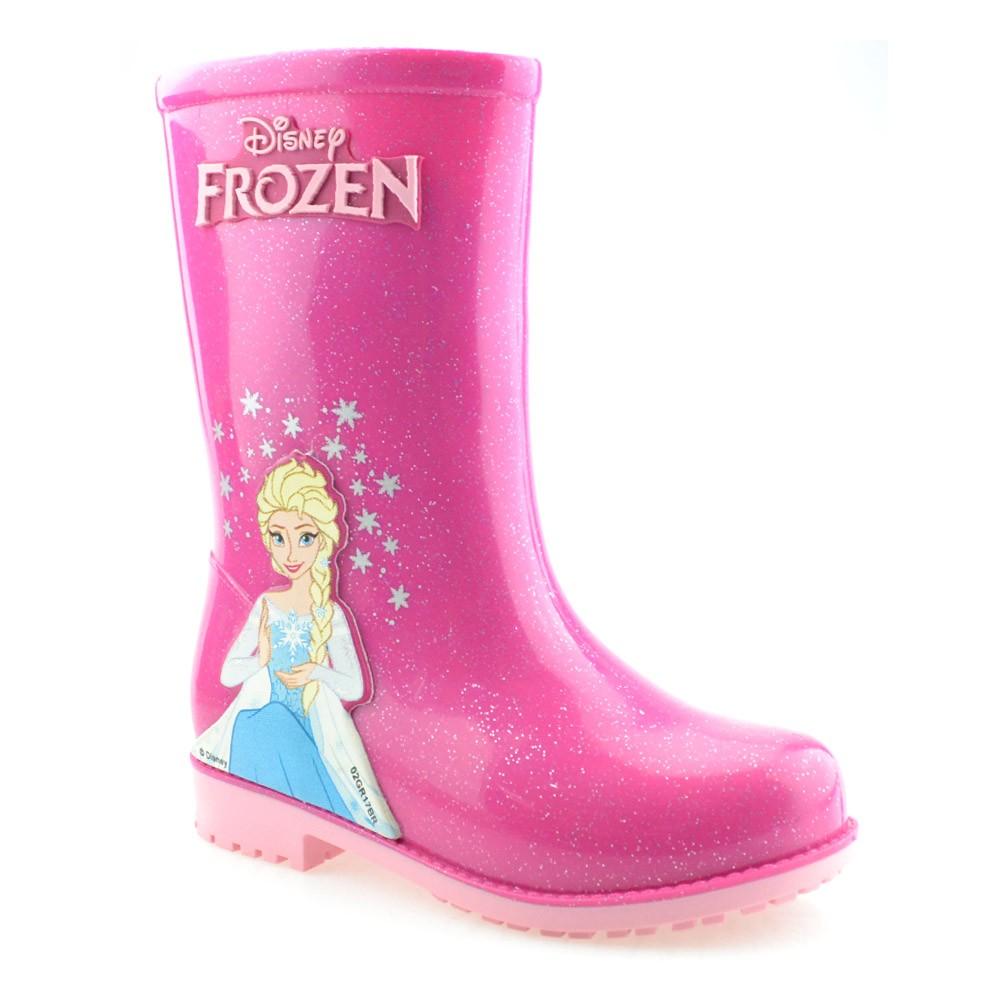 9d2312f534 Bota Galocha Infantil Frozen Dreams 21561 - 23 ao 32 Rosa