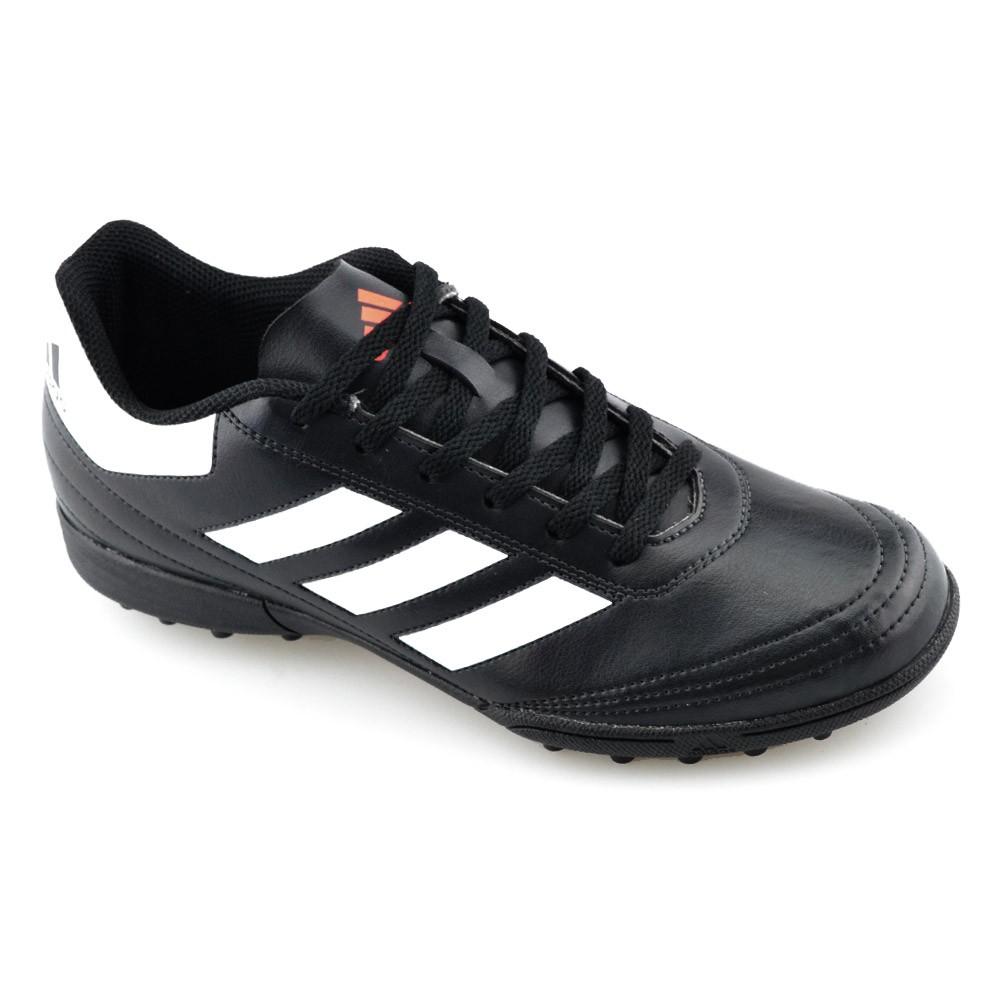 2669125ba0 Chuteira Society Adidas Goletto 6 - AQ4299 Preto Branco