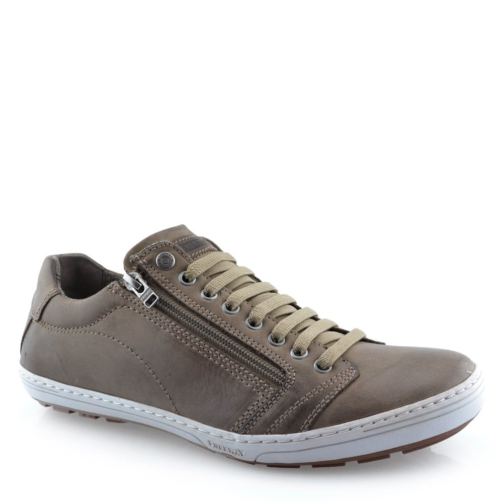 452038be902 Sapatenis Masculino Free Way - Marc 14 Capuccino