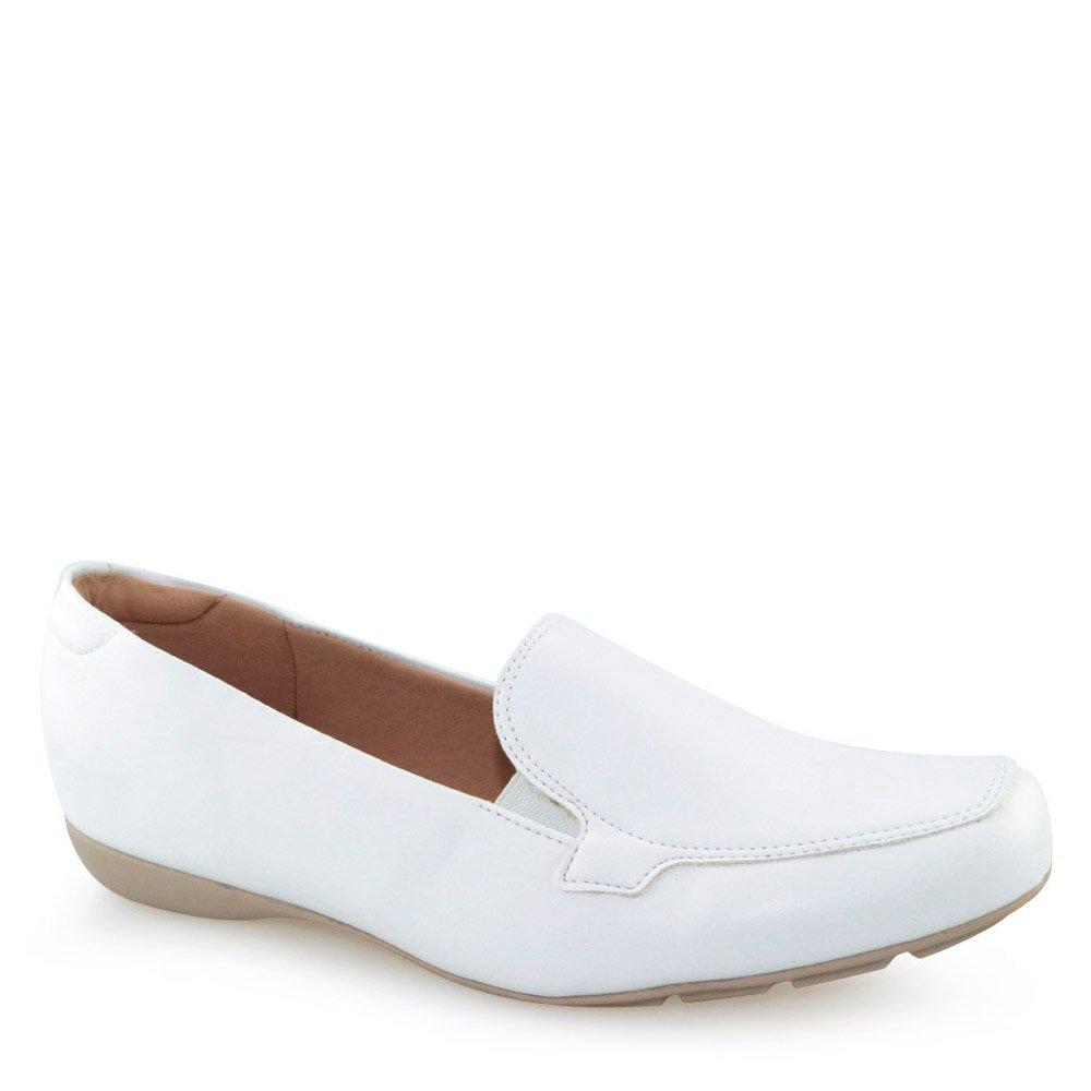 a5afa315a Sapato Ultra Conforto Modare 7016123 Branco