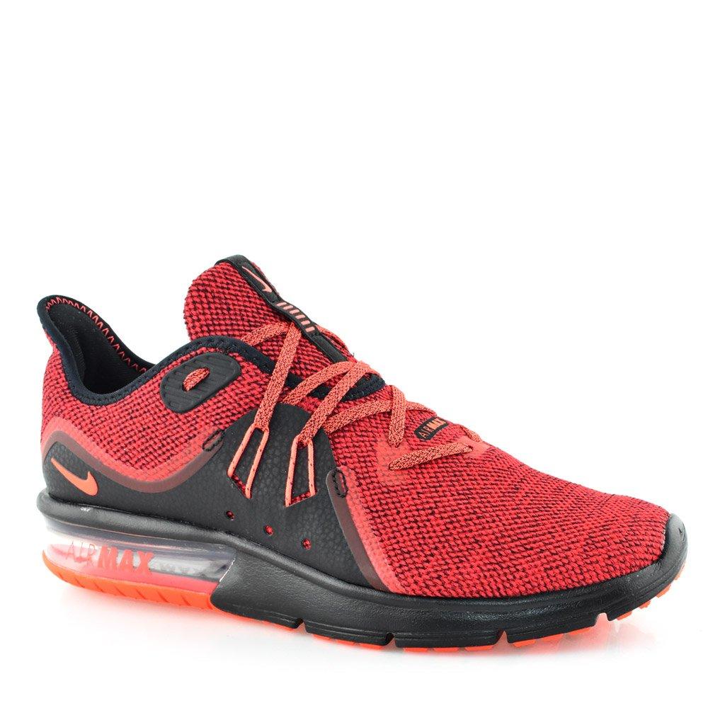 T 234 Nis Masculino Nike Air Max Sequent3 921694 066 Preto