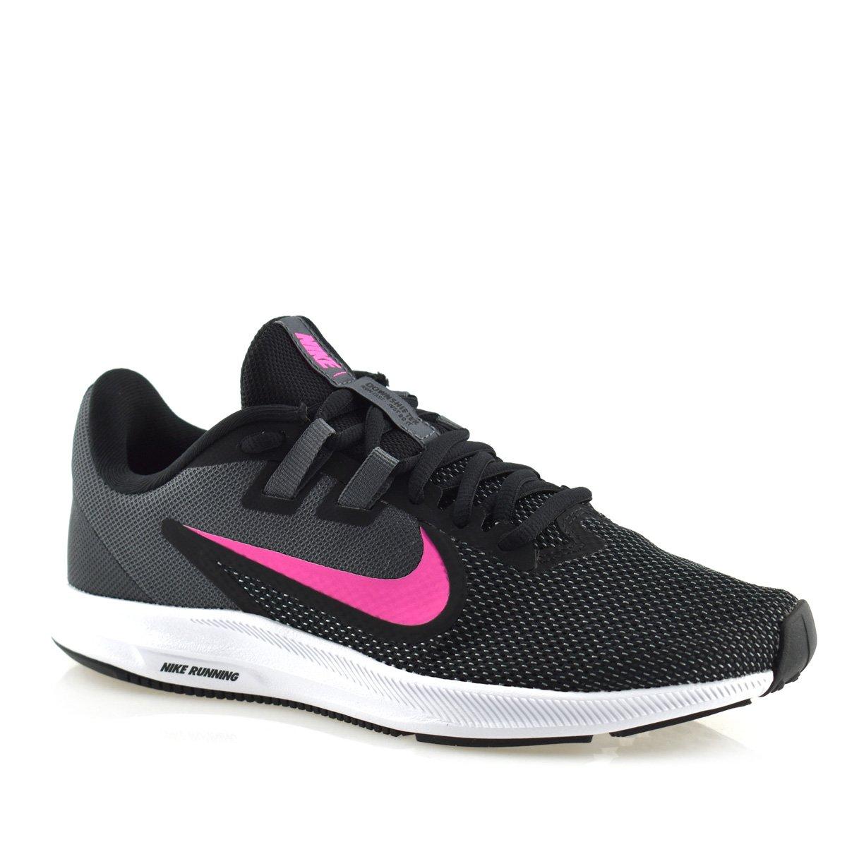 Tênis Feminino Runner Nike Wmns Downshifter 9 Aq7486 002