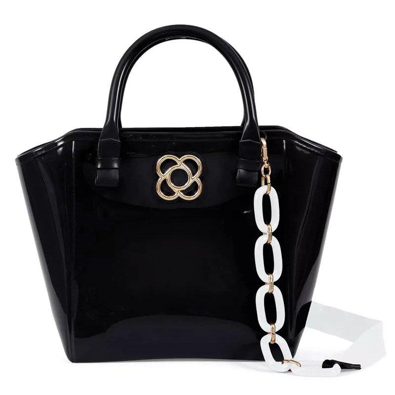 1b9a2b324e Bolsa Shape Bag Petite Jolie Pj3173 Preto