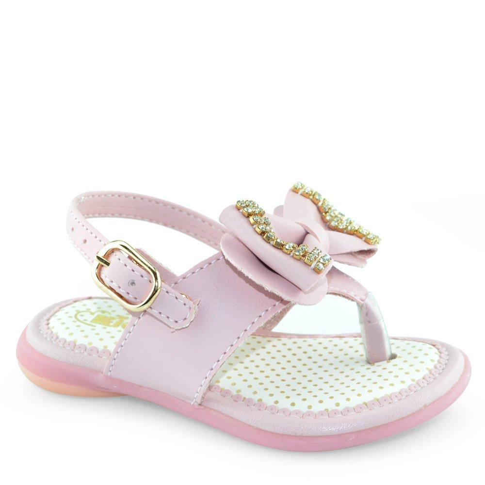 fa49185d19 Sandália Infantil Kidy Baby Equilíbrio 00206134005 - 17 ao 24 Nude ...