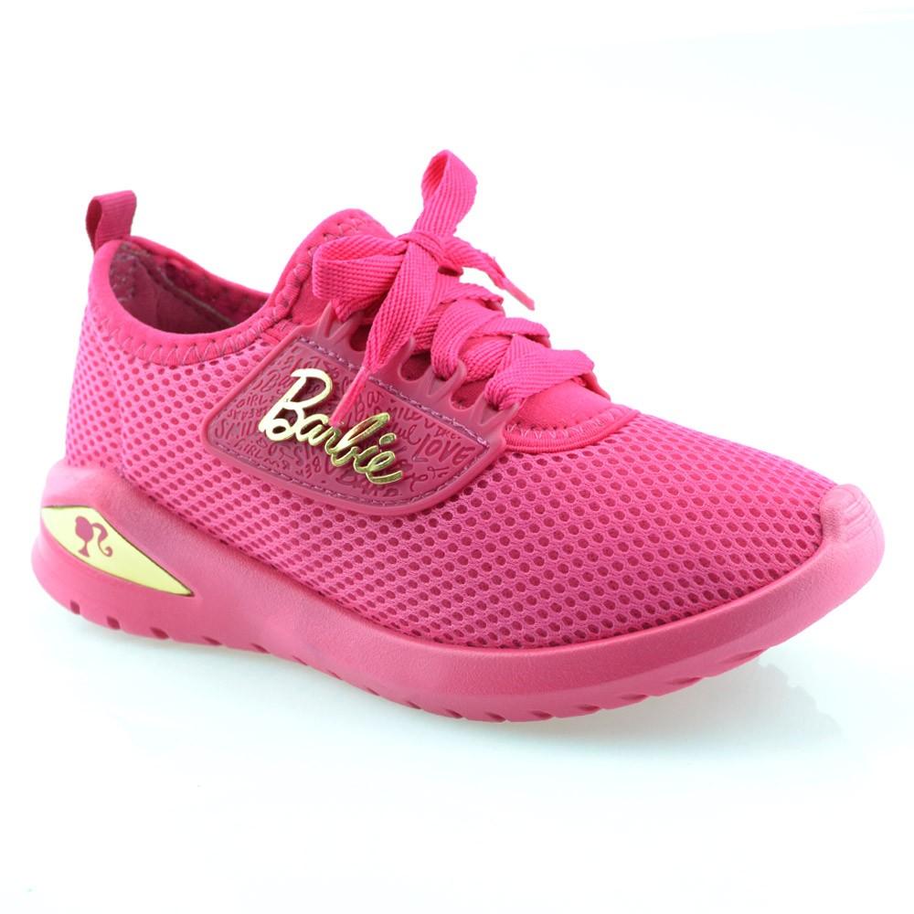 3b542629d Tênis Barbie Glamour Grendene - 21494 - Rosa-Pink
