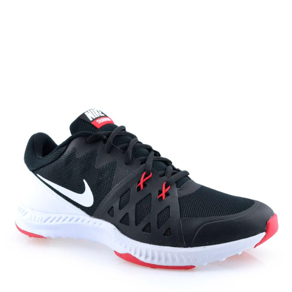 3208cba772 Tênis Nike Air Epic Speed TR II - 852456 Preto Branco Vermelho ...