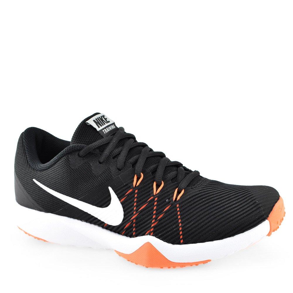 64c68fa5203 Tênis Nike Retaliation tr - 917707-009 Preto Prata Laranja