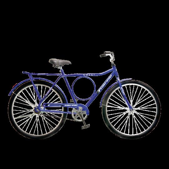 Bicicleta Barra Sport Aro 26 Colli Azul