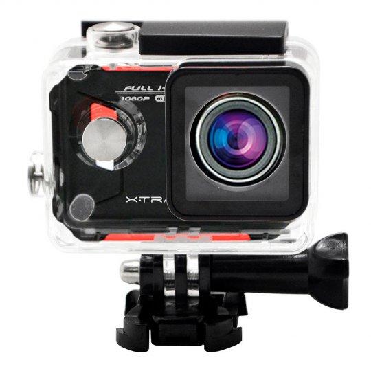 Camera de Ação Xtrax Evo 12MP Full HD