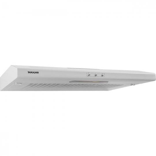 Depurador de ar Slim 80 Cm DI80BIBR Suggar Branco Bivolt