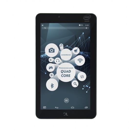 Tablet DL X-Quad Pro Wifi 8GB Branco TX325 Tela 7