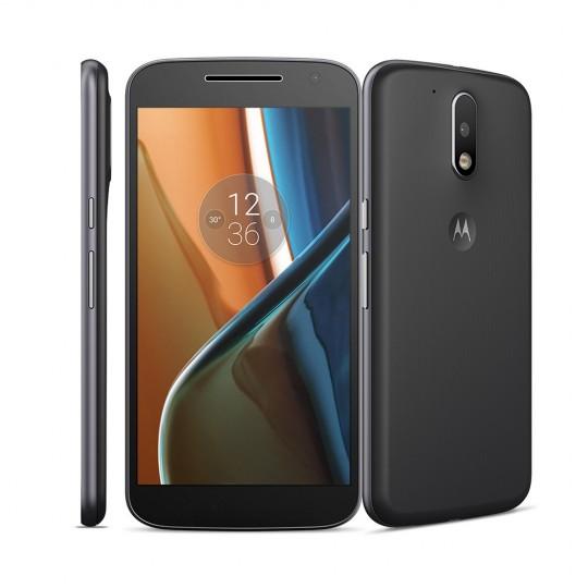 Smartphone Motorola Moto G4 XT1626 Preto