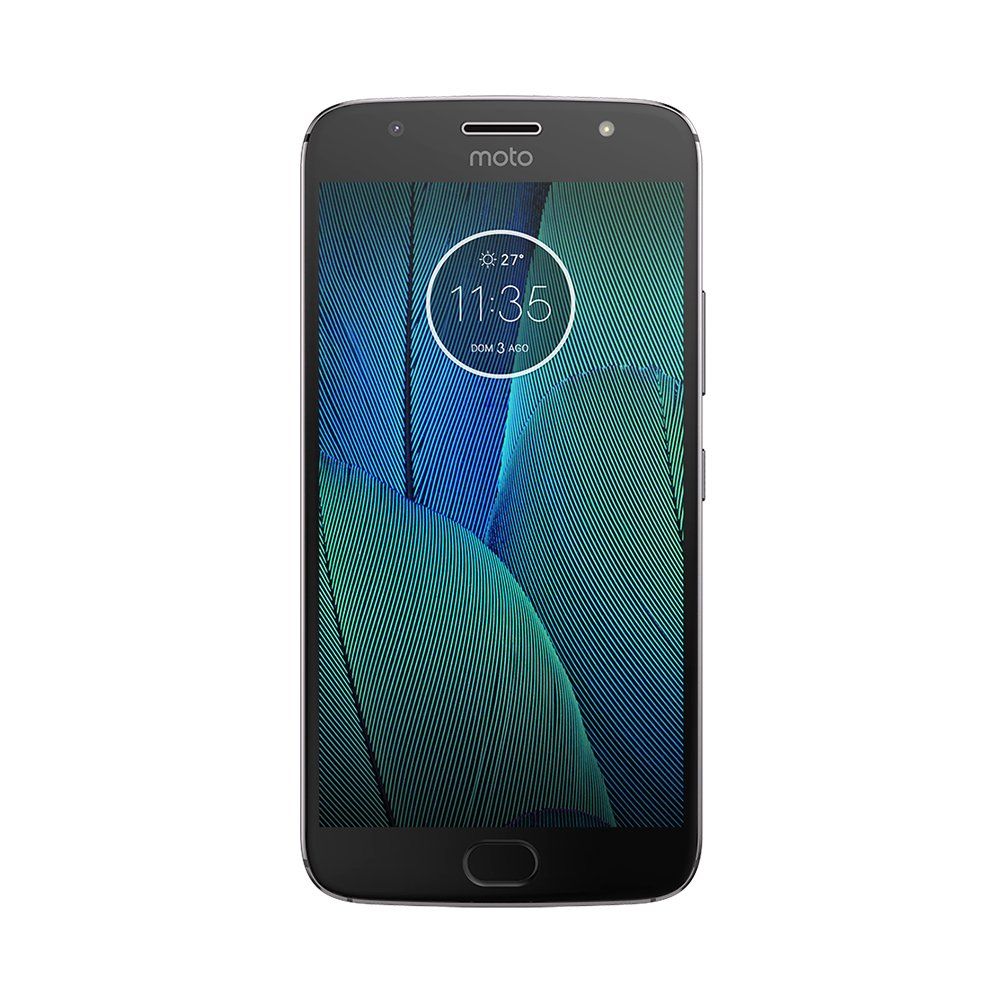 Smartphone Motorola Moto G5S Plus XT1802 Platinum