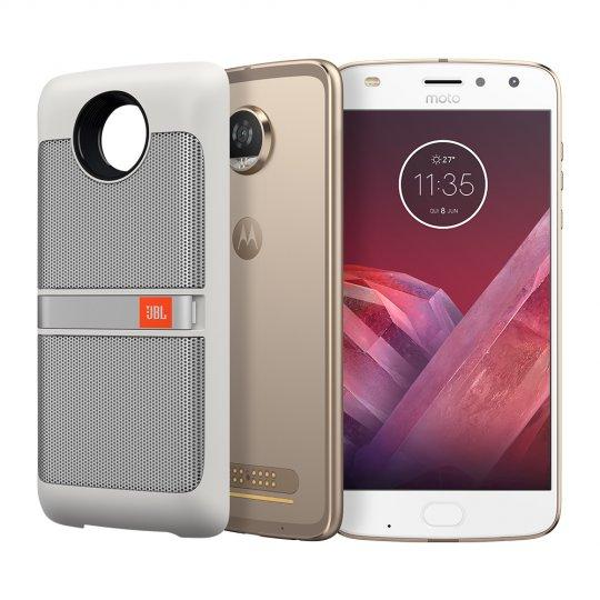 Smartphone Motorola Moto Z2 Play Sound Edition XT1710-07 Ouro