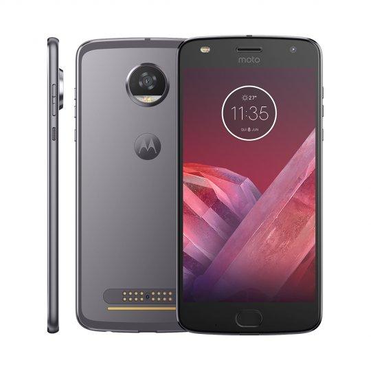 Smartphone Motorola Moto Z2 Play XT1710-07 Platinum