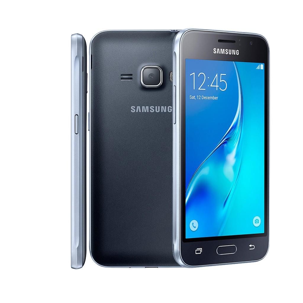 Smartphone Samsung Galaxy J1 2016 Duos Preto