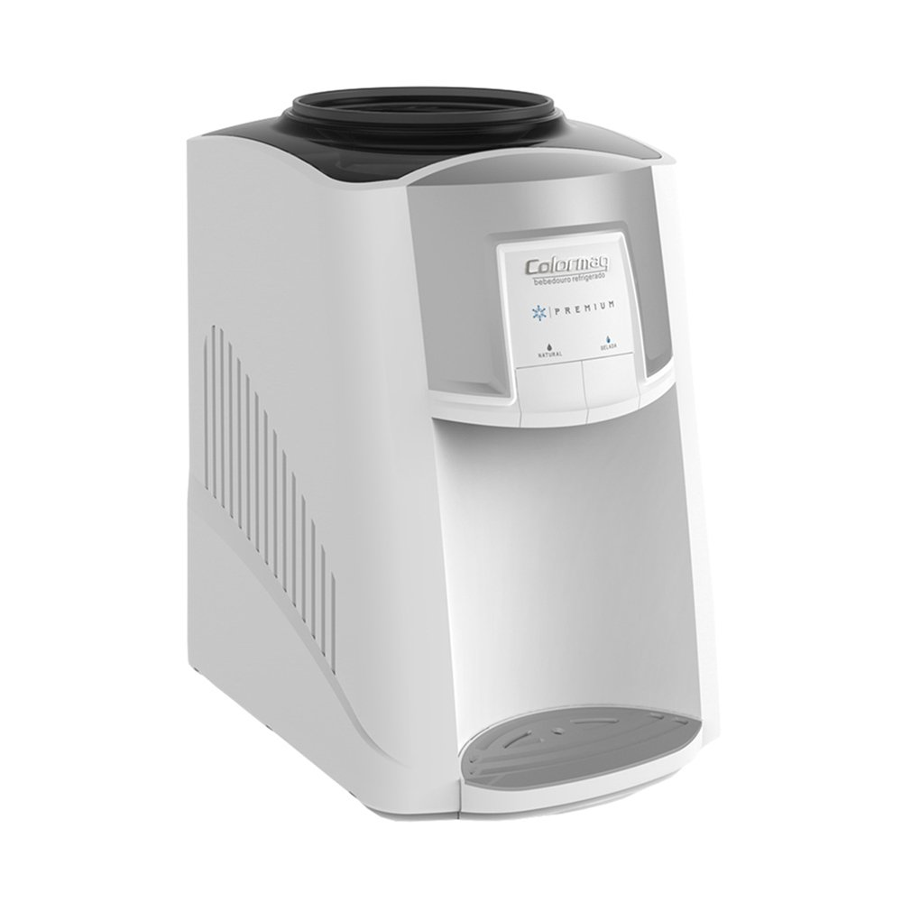 Bebedouro de Água Colormaq Premium Branco 127V