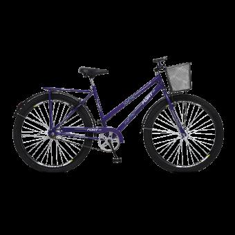 Bicicleta Barra Fort Aro 26 Colli Violeta