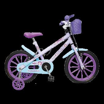 Bicicleta Fruit Aro 16 Colli Violeta