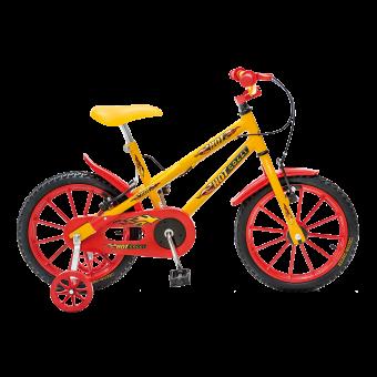 Bicicleta Hot Aro 16 Colli Amarelo
