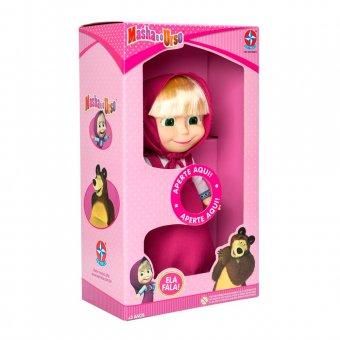 Boneca Masha que fala 35 cm Estrela