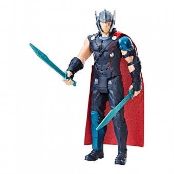 Boneco Eletrônico Interativo Thor Hasbro B9970