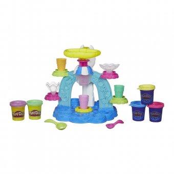 Conjunto Play-Doh Sorveteria Divertida Hasbro B0306