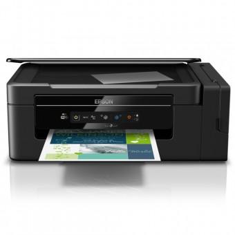 Impressora Multifuncional Epson Tanque de Tinta L395 Wi-fi