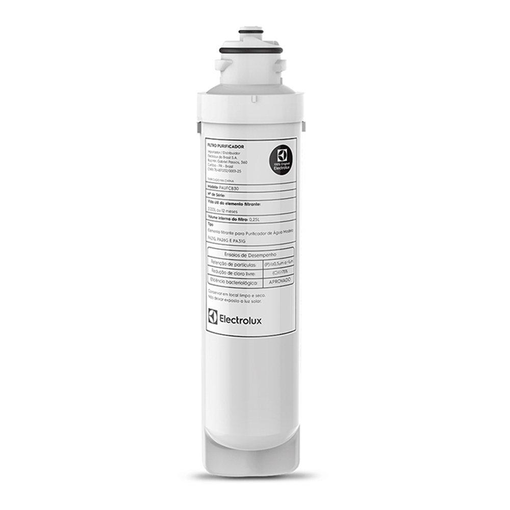Filtro Refil para Purificador de Água Electrolux PA21G PA26G PA31G