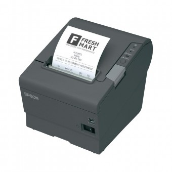 Impressora Térmica de Recibos Epson TM-T20 Cinza USB