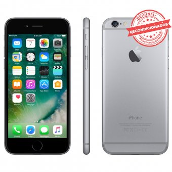 iPhone 6 Cinza Espacial 64GB Apple Recondicionado