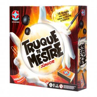 Jogo Truque de Mestre Jr Estrela