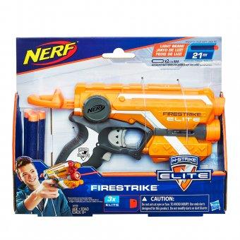 Lança Dardo Firestrike Nerf Hasbro A0709