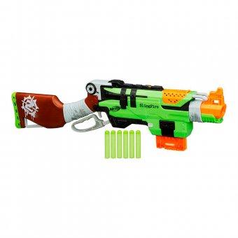 Lança Dardo Zombie Slingfire Hasbro  A8773