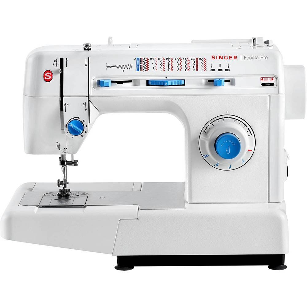 Máquina de Costura Facilita Pro 2918 Singer Branco 127V