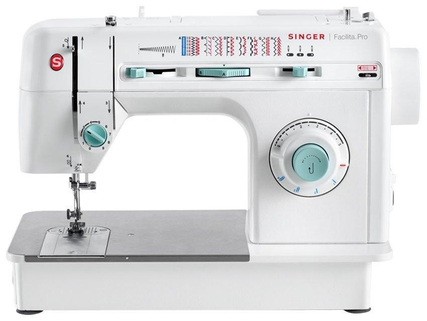 Máquina de Costura Facilita Pro 2968 Singer Branco 220V
