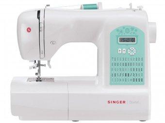 Máquina de Costura Starlet 6660 Singer Branco 127V