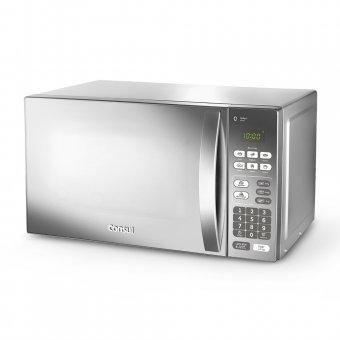 Micro-ondas 20L Cinza com porta espelhada CM020 Consul 127V
