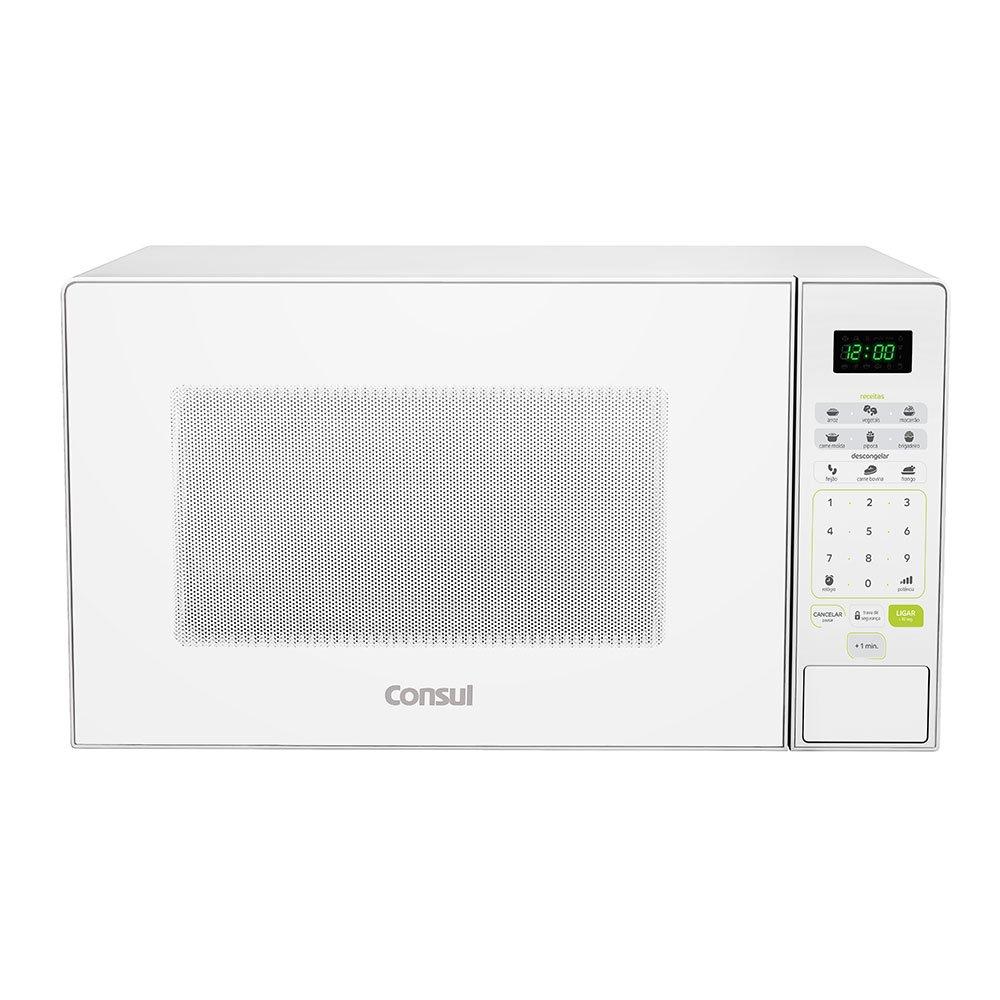 Micro-ondas 30 Litros CMW30 Consul Branco 220V