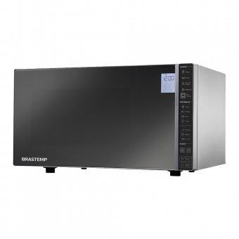 Micro-ondas Brastemp 32 Litros BMS45CRANA Cinza 127V