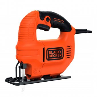 Serra Tico-Tico KS501-B2 Black+Decker 220v