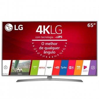 Smart TV LED 65 UHD 4K LG 65UJ6585