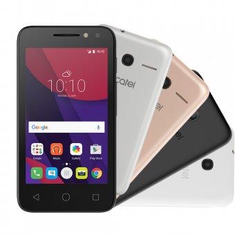 Smartphone Alcatel PIXI4 4 Colors Metallic OT4034 Reembalado