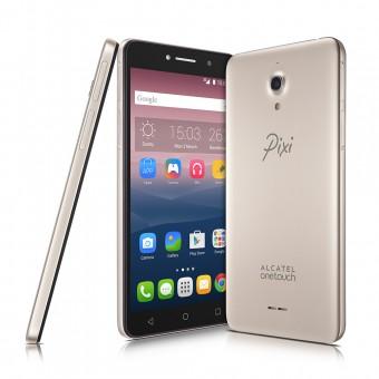 Smartphone Alcatel PIXI4 6 HD OT8050 Dourado