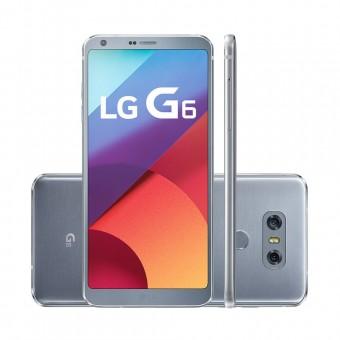 Smartphone LG G6 Platinum H870
