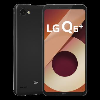 Smartphone LG Q6+ Plus M700TV Preto