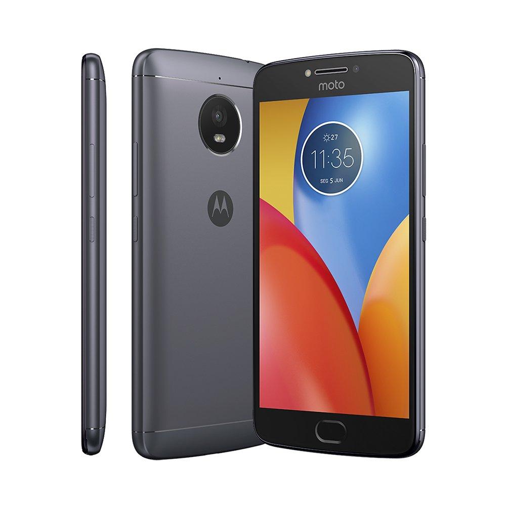 Smartphone Motorola Moto E4 Plus XT1773 Titanium