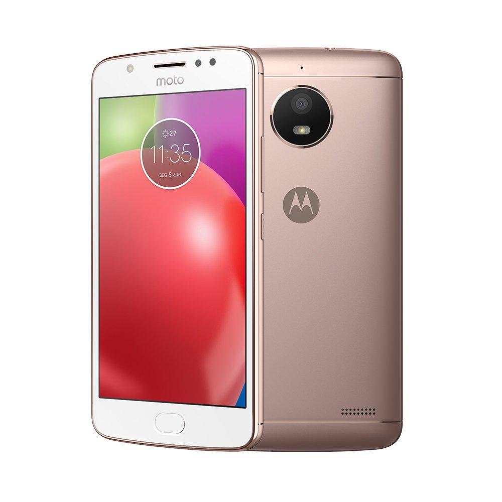 Smartphone Motorola Moto E4 XT1763 Ouro Rose