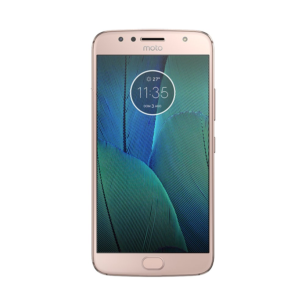 Smartphone Motorola Moto G5S Plus XT1802 Ouro Rose