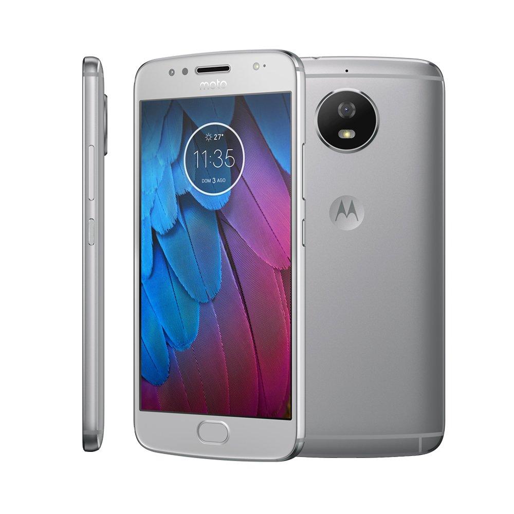 Smartphone Motorola Moto G5S XT1792 Prata